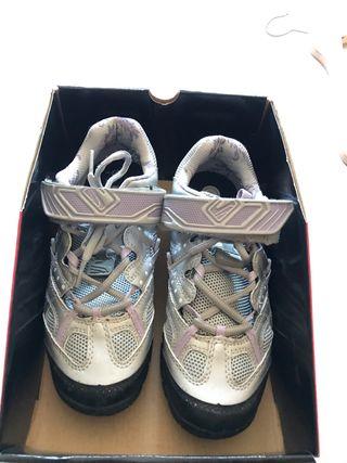 Zapatillas ciclismo mujer scott