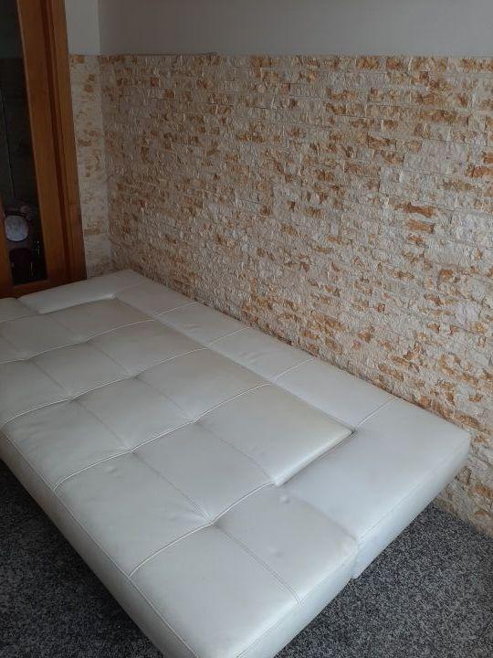 Sofá cama de segunda mano por 150 € en Foz en WALLAPOP