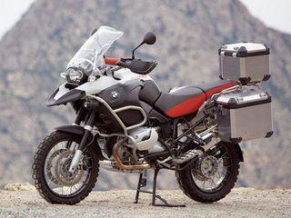 Juego maletas Bmw r1200 gs Adventure hasta 2012
