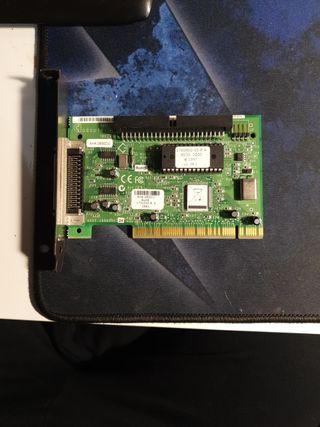 Controladora SCSI AHA-2930CU PCI testeada
