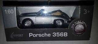 Porsche 356 b escala 1:60 welly