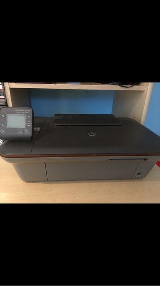 Hp deskjet 3050A escáner copiadora e impresora