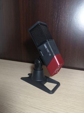 Sonic Port VX Micrófono portátil profesional.