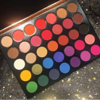 Beauty Glazed 35 Colour Studio eyeshadow palette