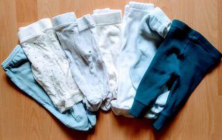 Pantalones bebé unisex