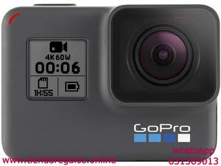 GoPro HERO 6 negro 4K Video acción captura de cáma