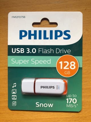 Pendrive 128GB nuevo
