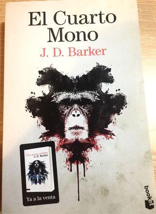 EL CUARTO MONO de JD Barker