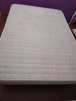 Colchón viscoelastico 135 cm