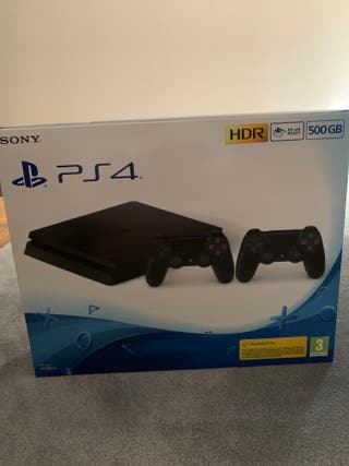 Play Station 4 500 GB