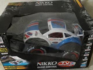 Coche radio control Nikko