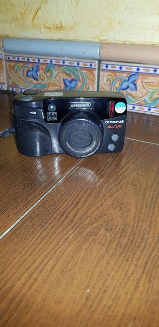 cámara foto olimpus 110