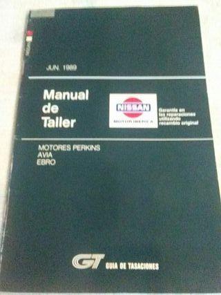 Manual taller Nissan