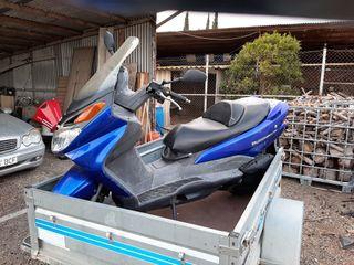 Suzuki burman 150cc
