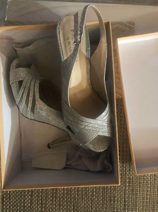 Zapatos , noche , fiesta