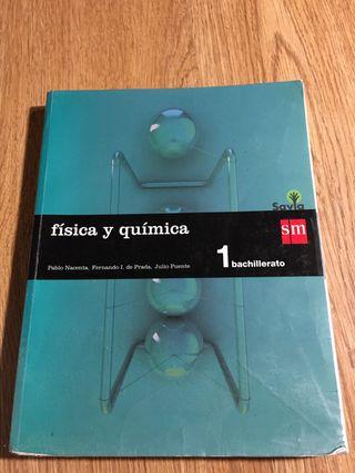 Libro de física 1 bachillerato