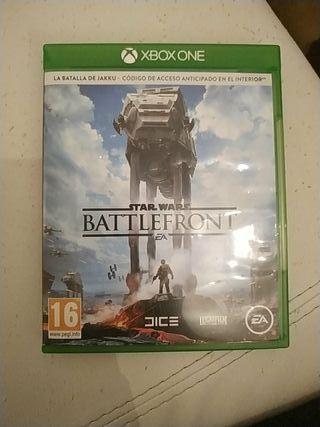 Star Wars Battlefront para XBOX ONE
