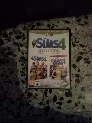 vendo juego de los sims 4 con rumbo a la fama