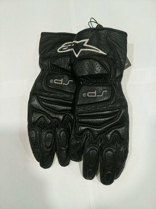 guantes talla S alpinestars