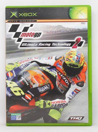Moto GP Ultimate Racing Technology 2 XBOX PAL ESP