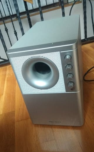 conjunto de altavoces home cinema 5.1