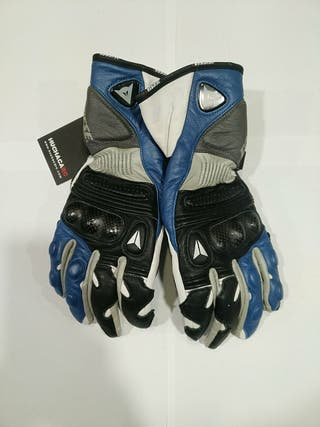 guantes talla S dainese chica