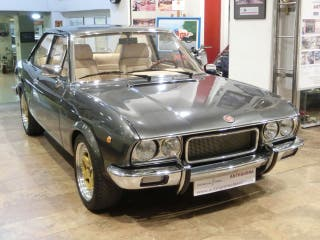 SEAT 124 SPORT COUPE 1800 ABARTH - AÑO 1975