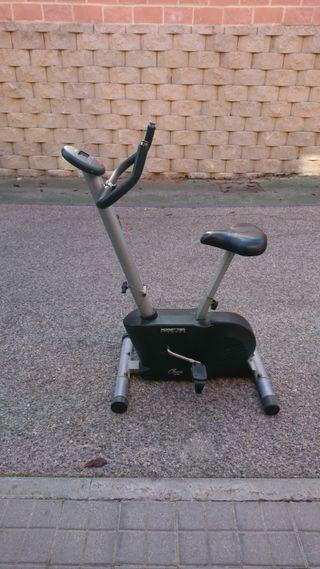 Bici estática Rometer Fitness Clasis