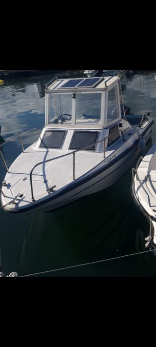 barco de pesca(sin motor)