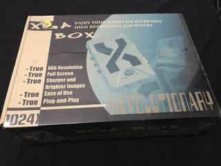 AV a VGA/XGA BOX (Nuevo a estrenar - Conversor)