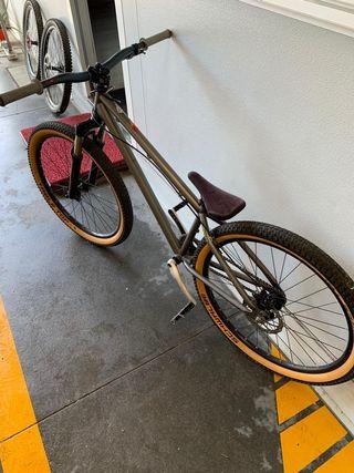 Bicicleta Lapierre Dirt/Dual - (Cuadro por 150)