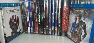23 películas DVD MARVEL