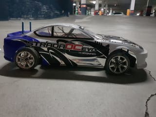 coche drift y pista rc brushless