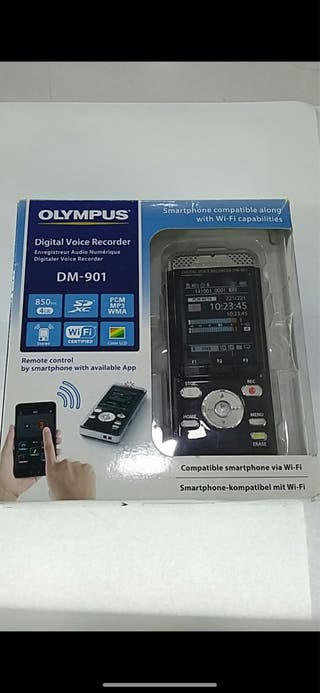 Grabadora Olympus
