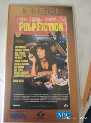 Pulp Fiction. VHS