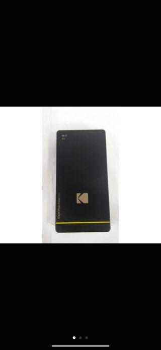 Kodak photo printe mini con 3 paquetes
