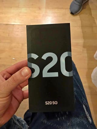 Samsung s20 128gb