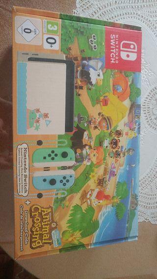 Nintendo Switch del AC Completa