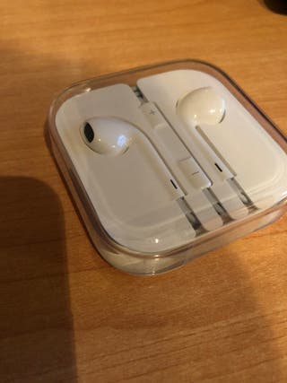 Earpods Apple con cable jack 3,5mm