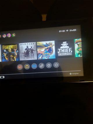 se vende juegos de Nintendo switch