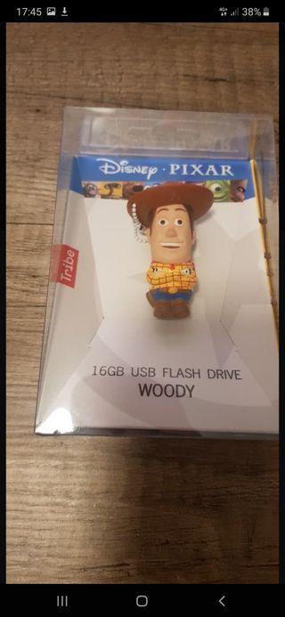 pendrive woody