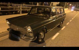 SEAT 1500 RANCHERA 1965 1980