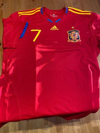 Camiseta original Seleccion Española Adidas.