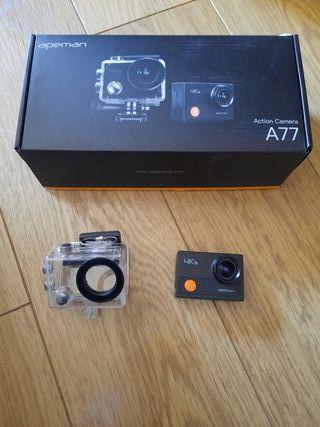 cámara deportiva apeman A77