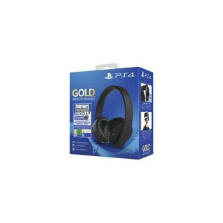 NUEVOS SONY PS4 AURICULARES GAMING GOLD WIRELESS
