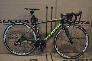 bicicleta kuota kougar Aero team