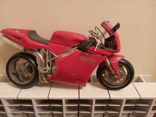 moto Ducati colección