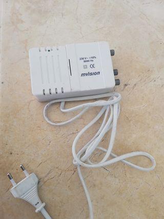 amplificador tv.