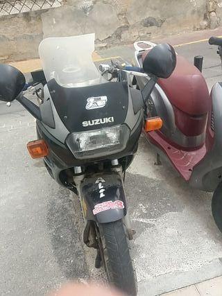 vendo o cambio suzuki gsx 750 del año 91