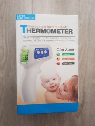 termómetro bebé